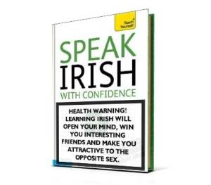 Health warning! Learning Irish will open your mind, win you interesting friends and make you attractive to the opposite sex.