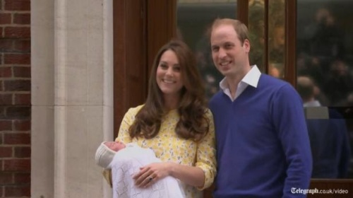 Second royal baby will meet 'heir and spare' obligation | Royal News Blog
